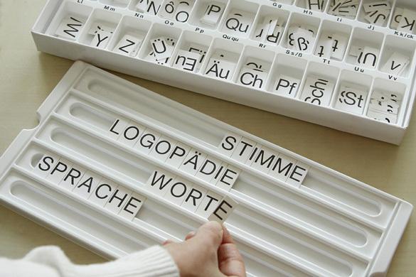 Logopädie - Stimme, Worte, Sprache